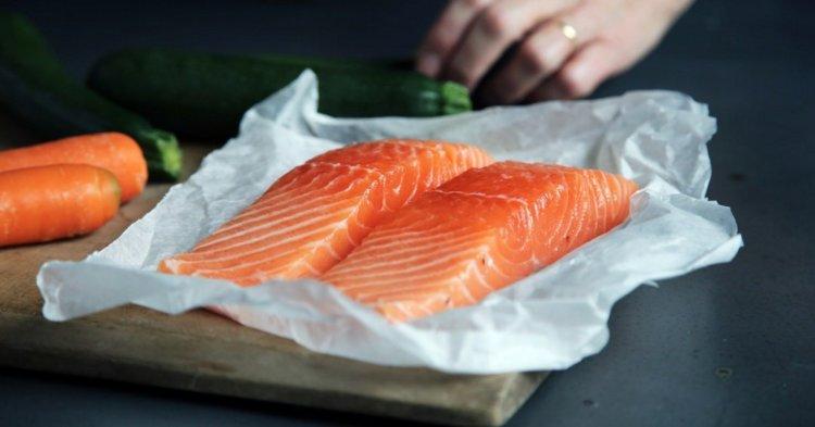 salmon, brain food, omega 3, fish, healthy life