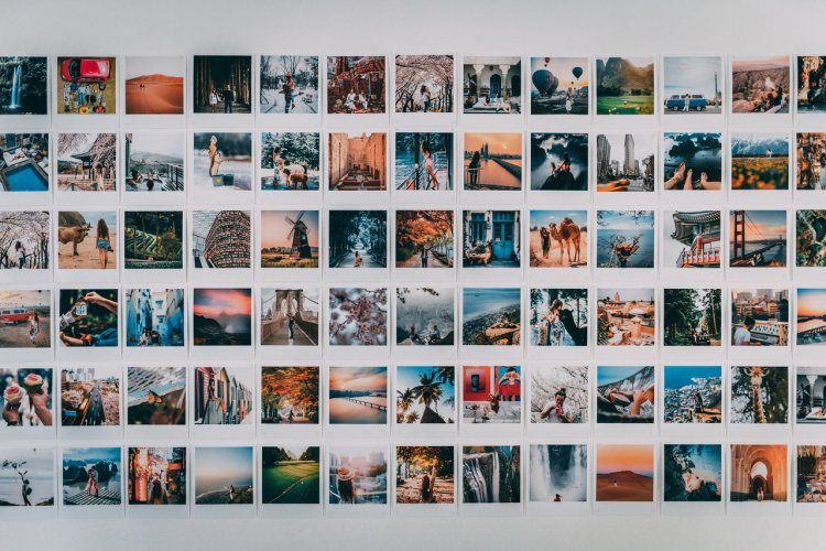 Colourful photographs perfect if you want to sell stock photos