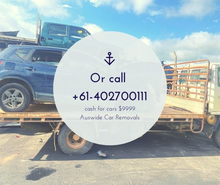 cash for cars Sydney-Top Prices $9999