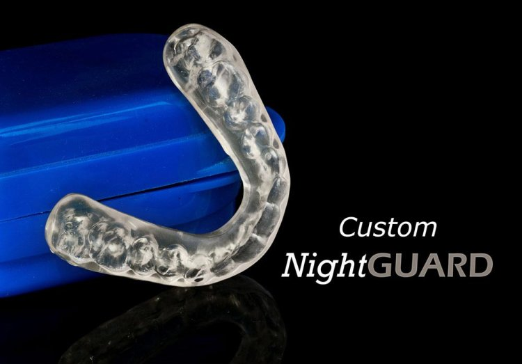 Nightguard, bruxism, teeth grinding
