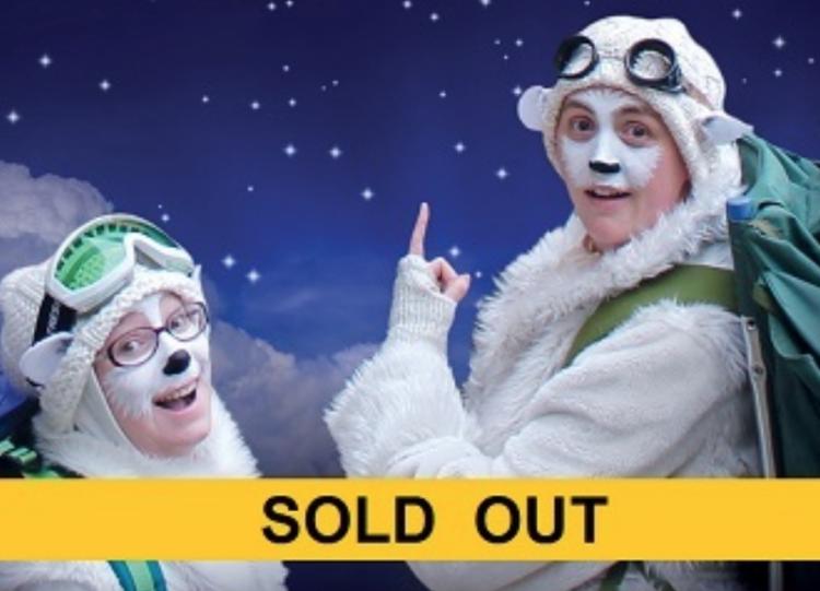Polar Bears Go Up! (Fish and Game/Unicorn Theatre)