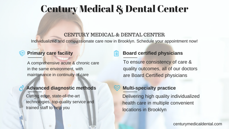 Century Medical & Dental Center Flatbush