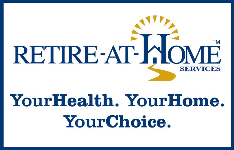 Retire At Home, retire at home logo, retire at home services