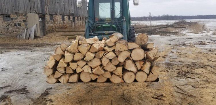 woodload