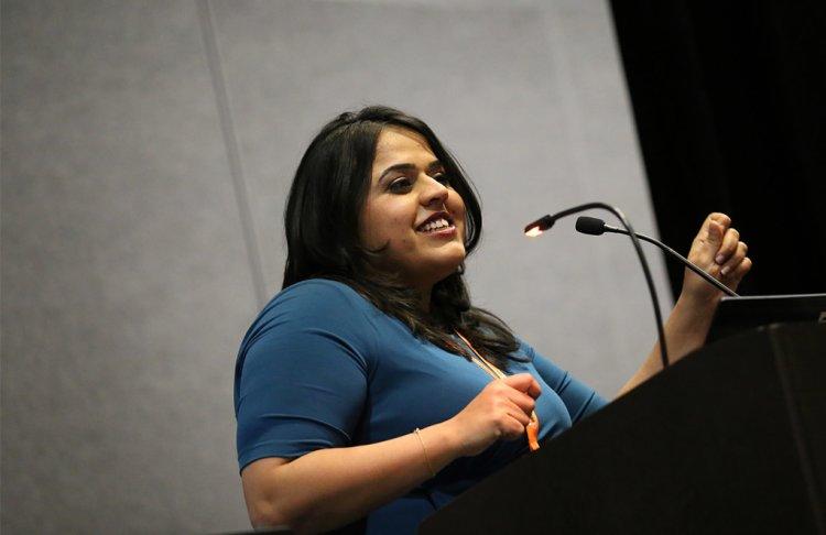 keynote speaker Keynote Speaker & Sr. Manager, Bing Ads At Microsoft - Purna Virji