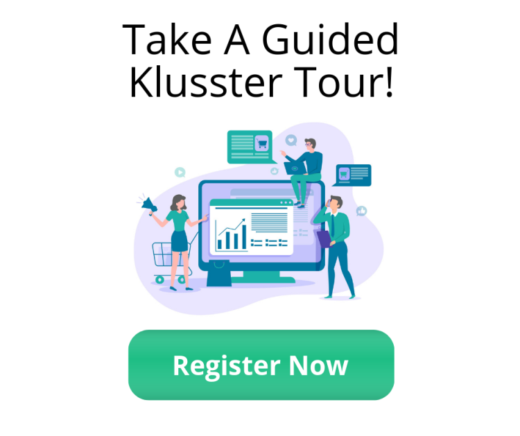 1 - Reach up to 20X MORE people with the Klusster Content Publishing Engine