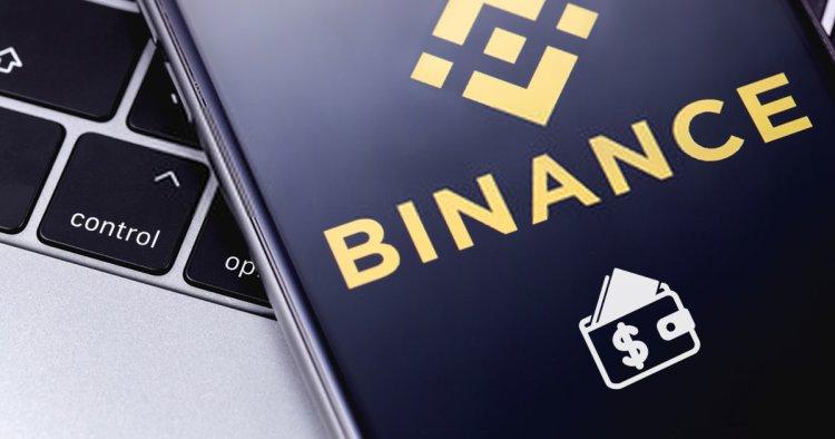Binance Wallet Development