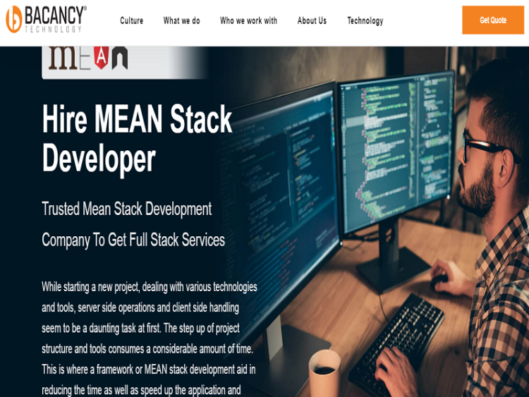 Top 5 Rated Mean Stack Development Companies to Hire in 2021