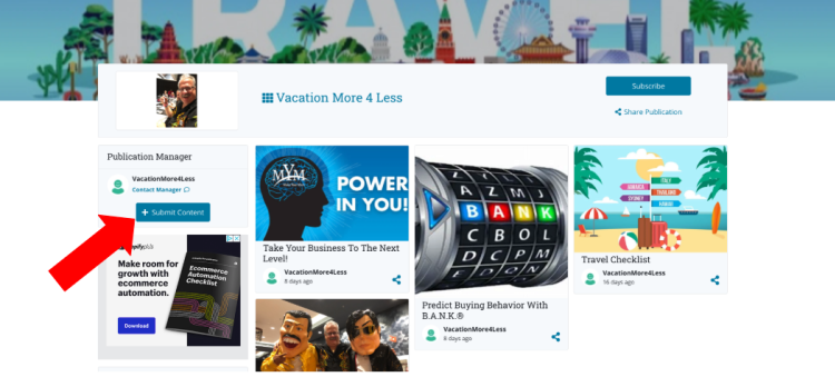 Getting Started With Klusster: Vacation More 4 Less