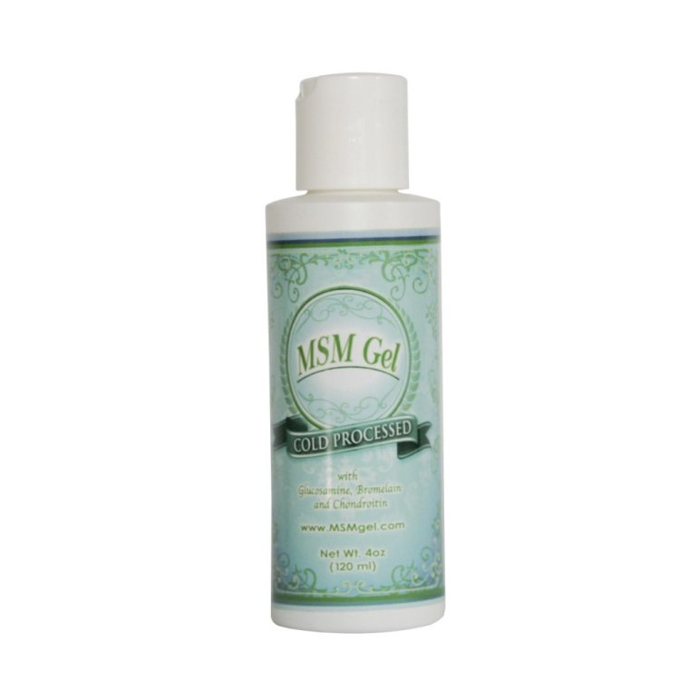 MSM gel by Whole Family Products
