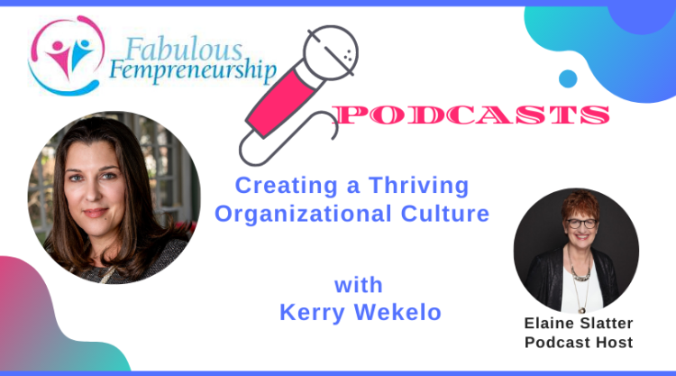 business culture, thriving organizational culture, business organization