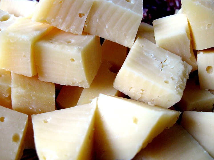 cheese food high in vitamin d