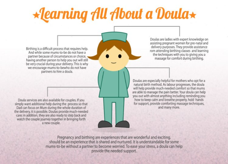 Learning All About a Doula