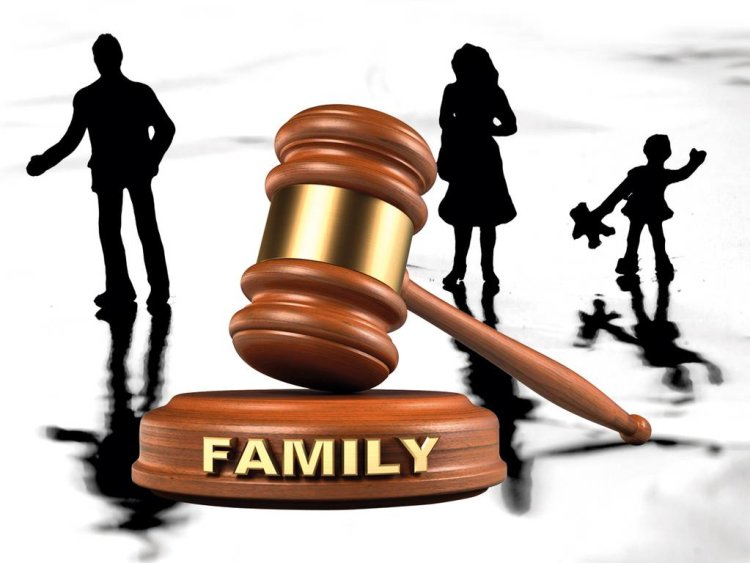 Divorce, Court, Litigation, Family, Separation