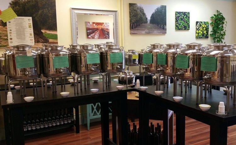 Olive Oil Dispensary, Olive Oil