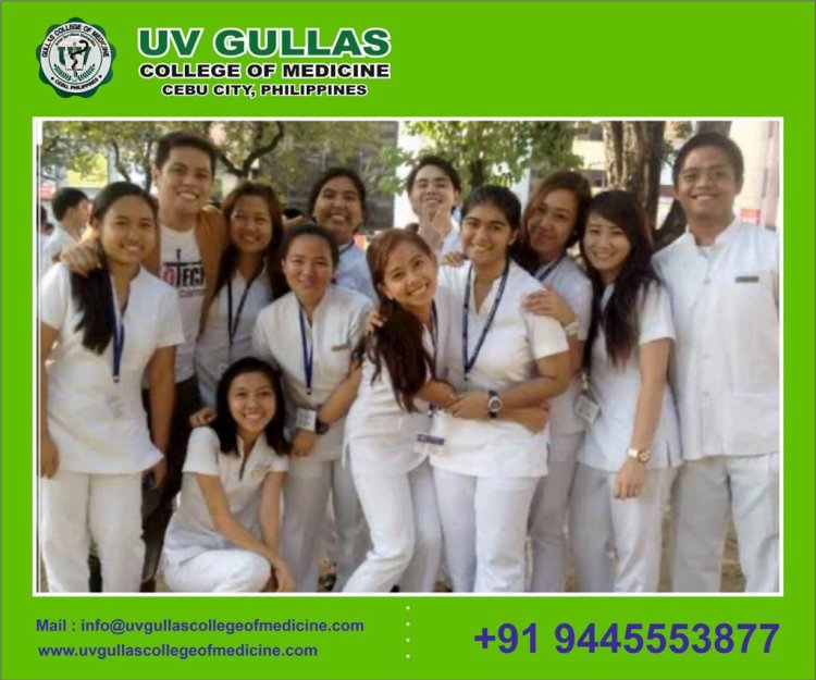 UV Gullas college of medicine||MCI Approved best medical college||