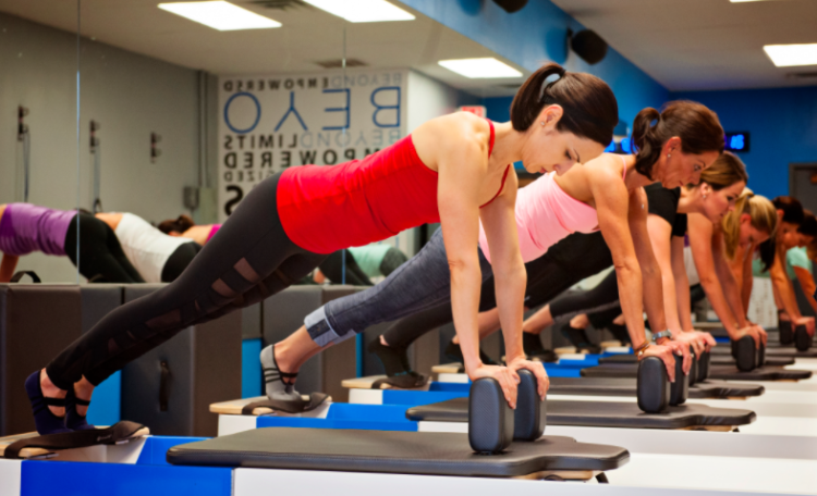 pilates, the fitness firm
