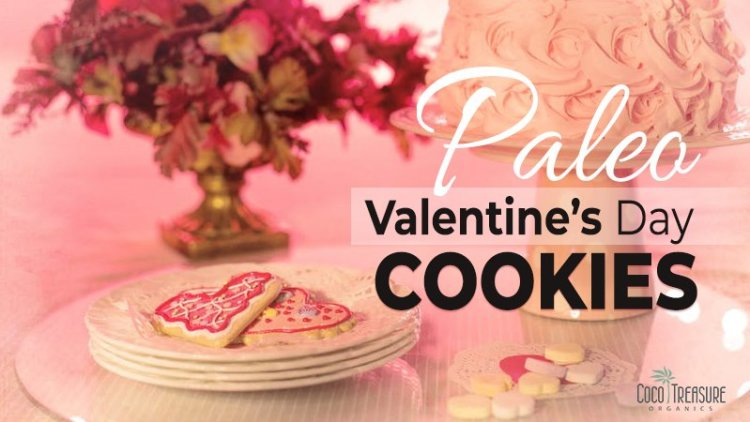 Top 10 Valentines Day Desserts Made with Love by Coco Treasure Organics