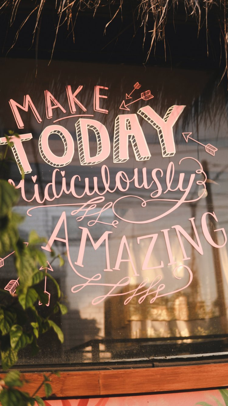 make today amazing declutter clear your mind clean sort donate