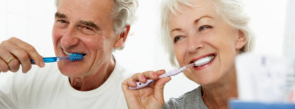 Oral Health Care for Seniors