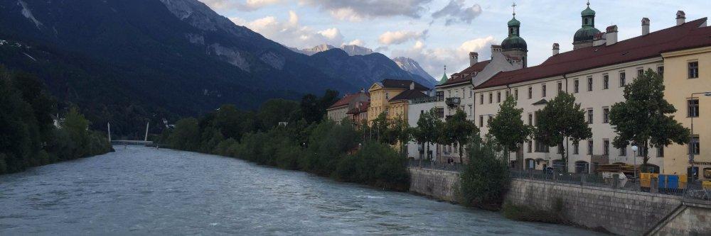 Munich to Innsbruck