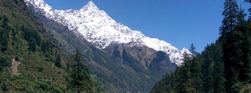 Backpacking Adventure in the Himalayas- Kheerganga Trek