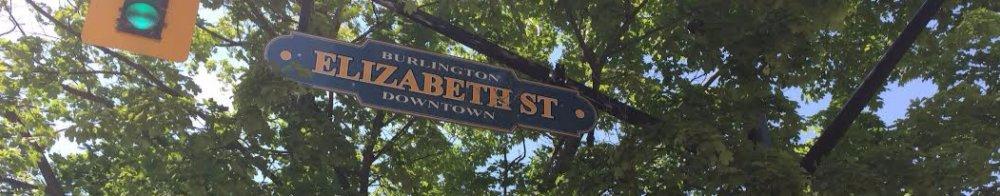What's on Elizabeth St. Burlington, ON