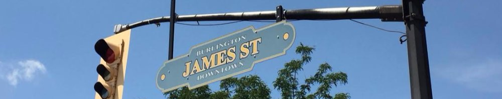 What's on James St. Burlington, ON