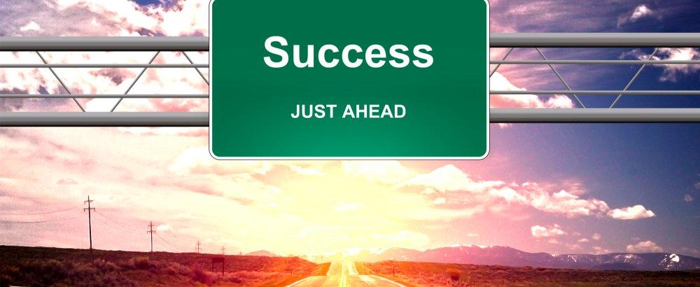 The Secret to Success...