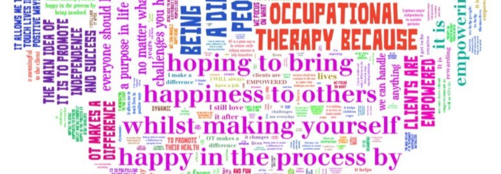 October is Occupational Therapy Month