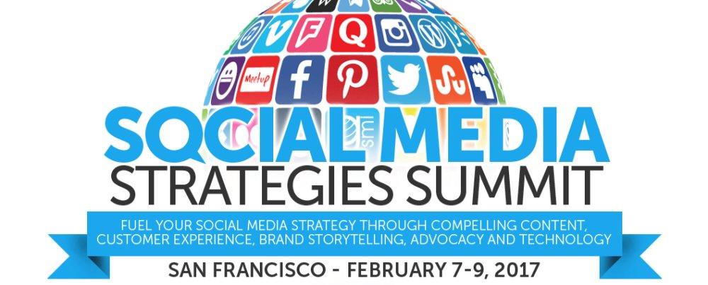 Social Media Strategies Summit  San Francisco, California