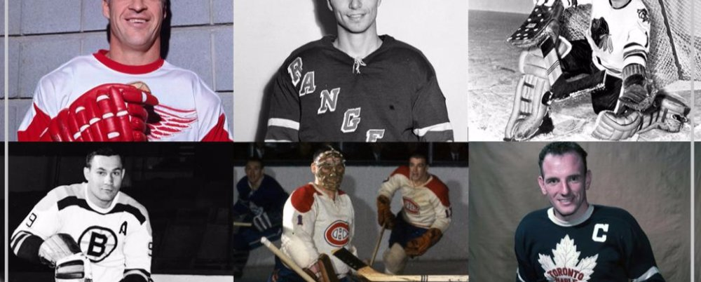 "The NHL's ""Top 100 of All-Time, Pre-1967"""