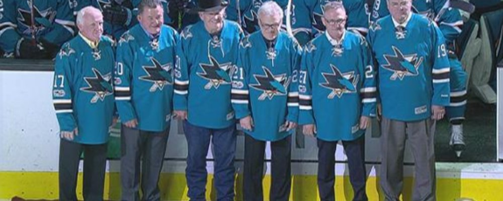 (Golden) Seals Honored