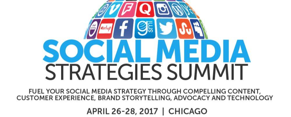 Social Media Strategies Summit Chicago,  Illinois