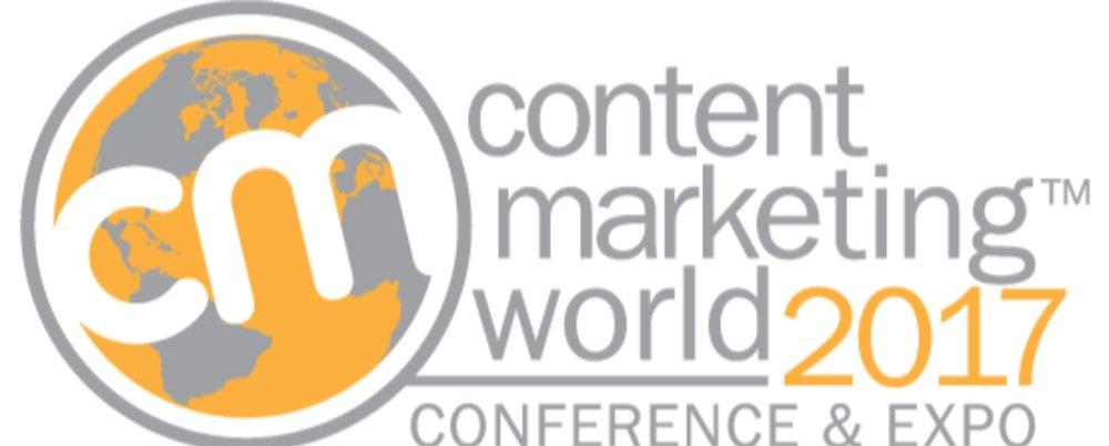 Content Marketing World - Cleveland, Ohio