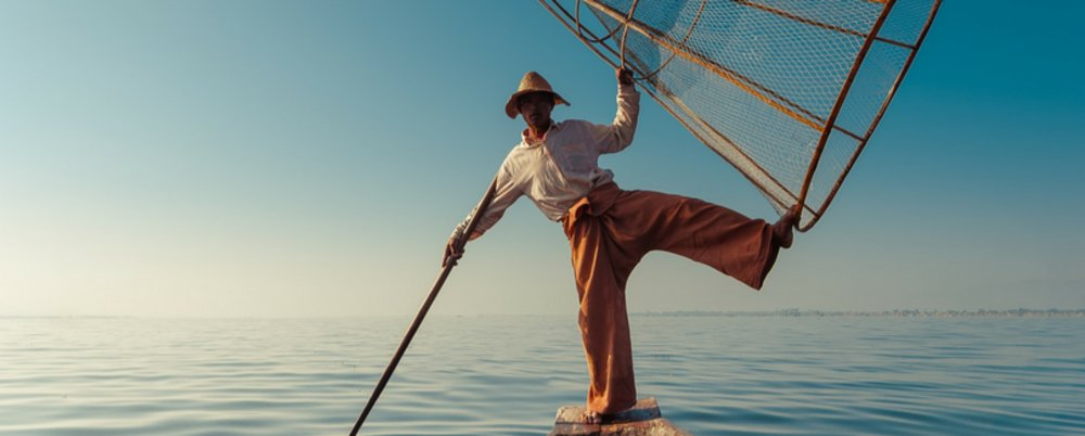 Hey #localbusiness - 6 Reasons We Don't Catch Fish (Customers)