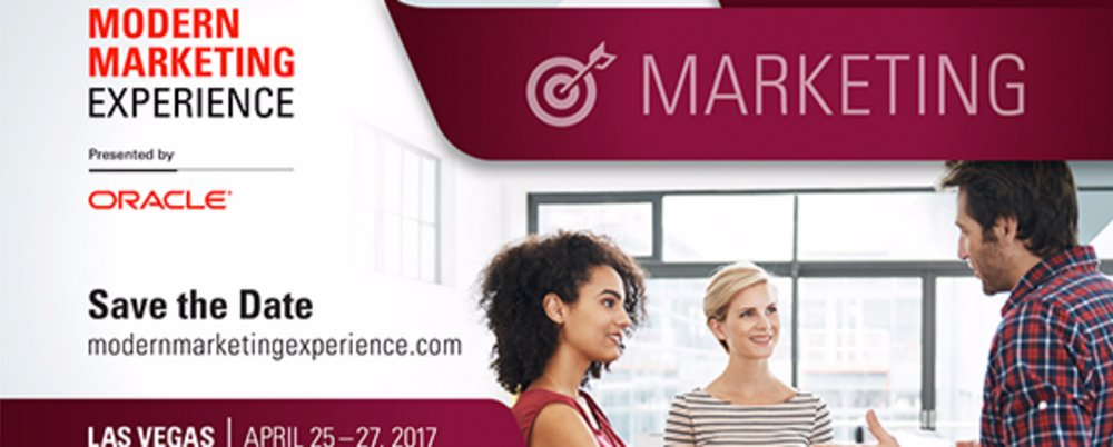 Modern Marketing Experience 2017 - Las Vegas