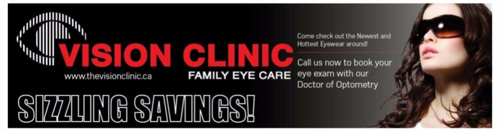 Vision Clinic 2 For 1 !