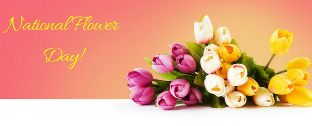 Six Ways to Celebrate National Flower Day