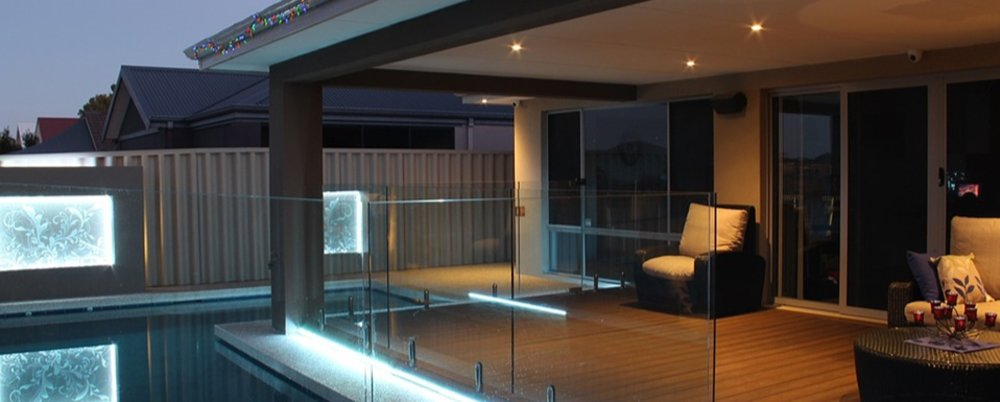Custom Lighting is for More Than Just Inside Your Home