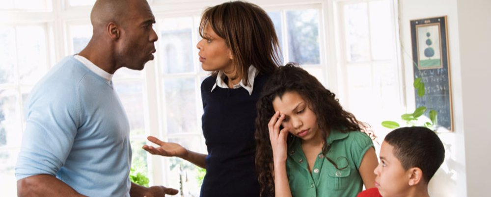 Tips 4 Talking 2 Teens #Divorce