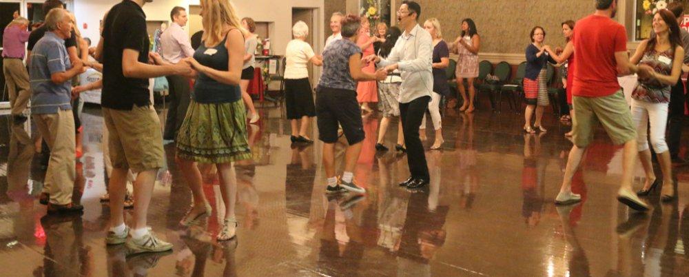 Top 10 Fitness & Health Benefits to Ballroom Dance