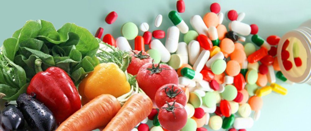 How foods and supplements affect your pain