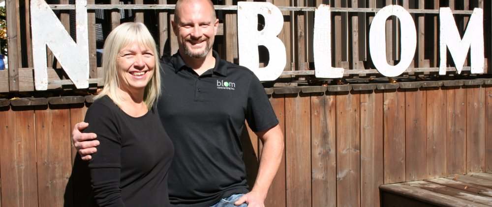 Time to Introduce Blom Contracting
