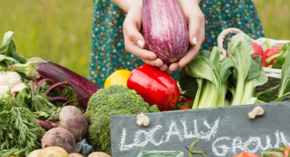 The Benefits of Eating Locally