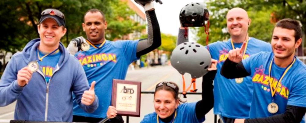 @acuraonbrant and The Amazing Bed Race Challenge