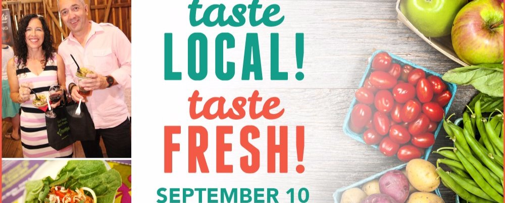 Taste Local! Taste Fresh! Foodlink's Culinary Showcase and Fundraiser