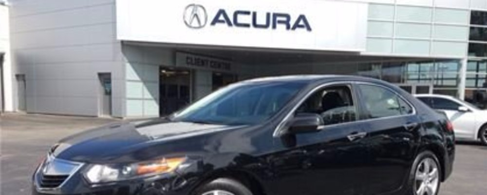 Acura Certified Pre-Owned - 2013 Acura TSX TECH NAVI $20,699