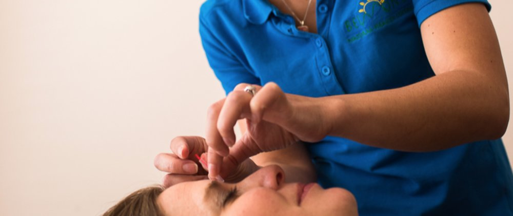 Cosmetic Acupuncture with Dr. Arla