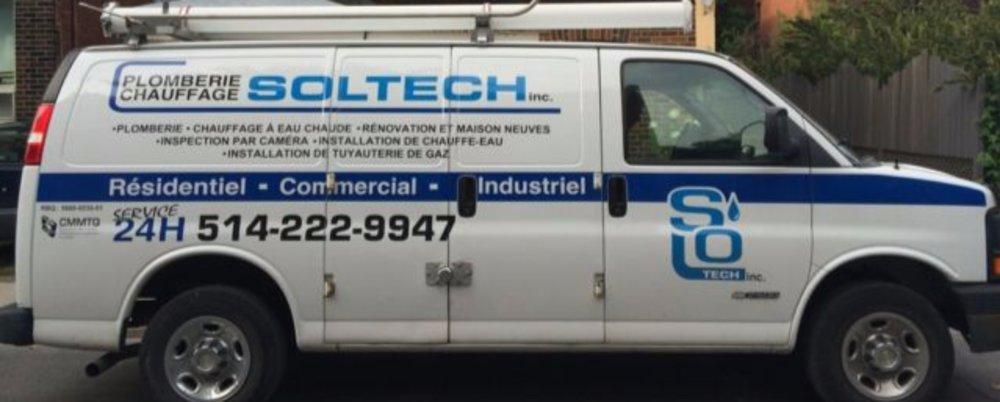 Plumbing Soltech Inc